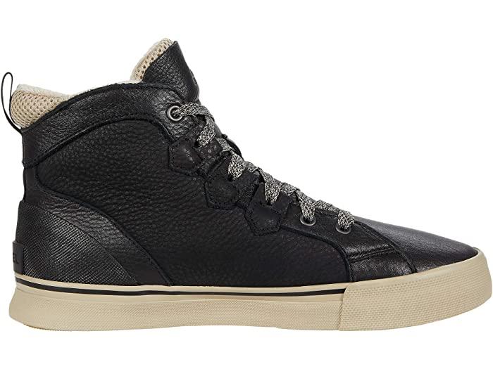 Sorel Caribou Storm Sneaker Mid Waterproof