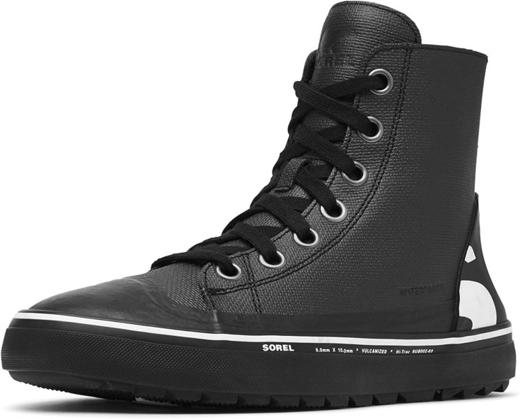 Sorel Cheyanne Men's Mid Waterproof Sneaker