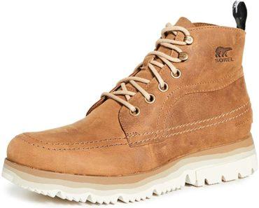 Sorel Men's Atlis Waterproof casual sneaker