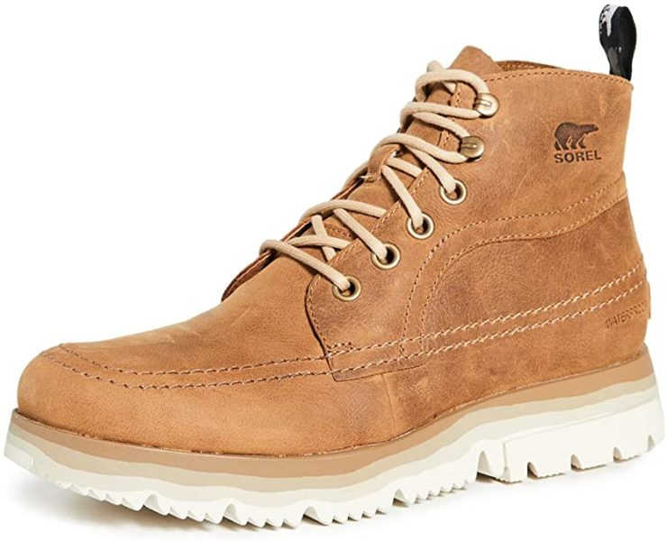 Sorel Men's Atlis Waterproof casual sneaker