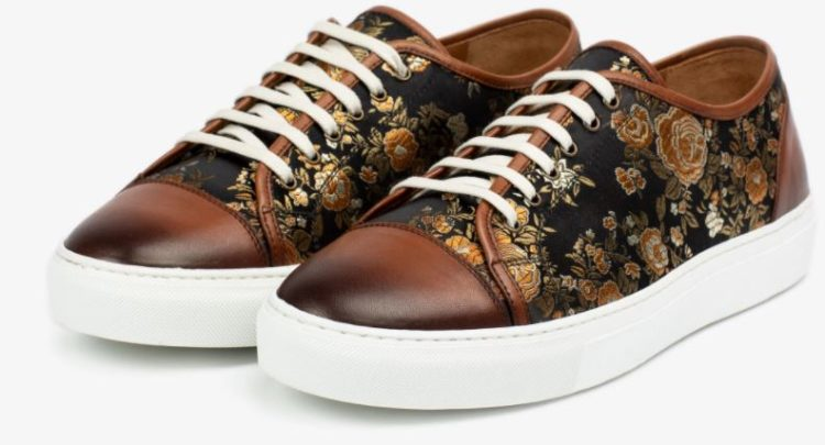 The Jack Sneaker in Eden