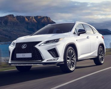 The Lexus NX vs RX 1