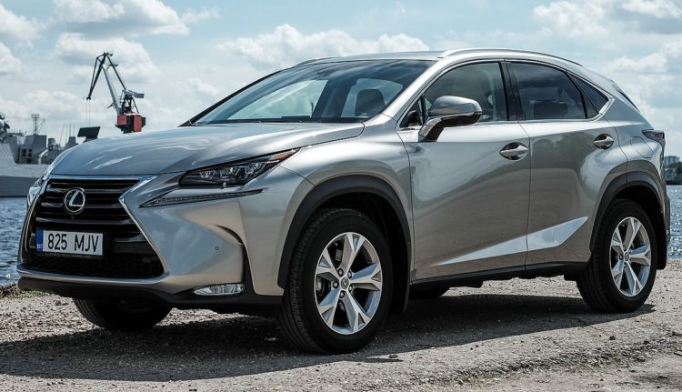 The Lexus NX vs RX