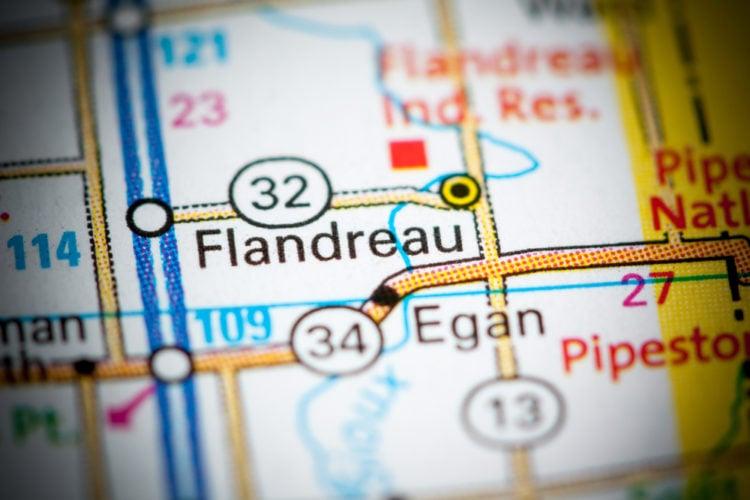 Flandreau, South Dakota