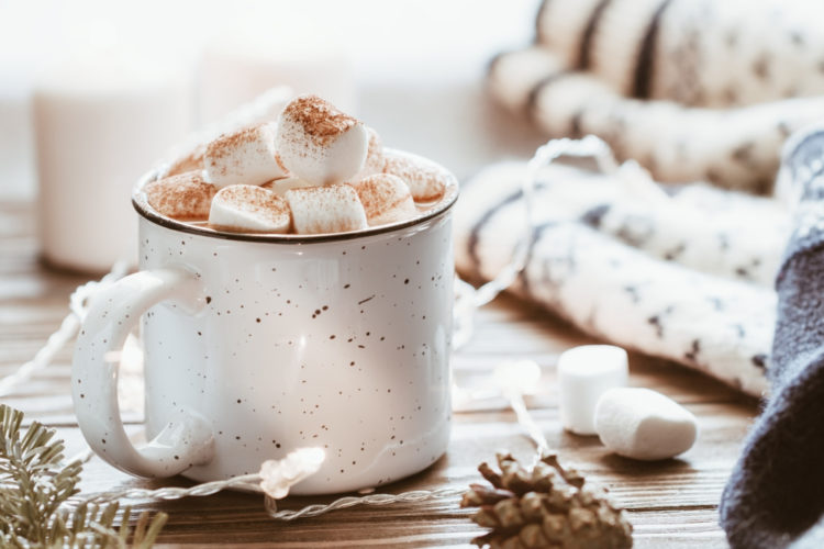 Drink Hot Chocolate and Play Board Games at The Stein