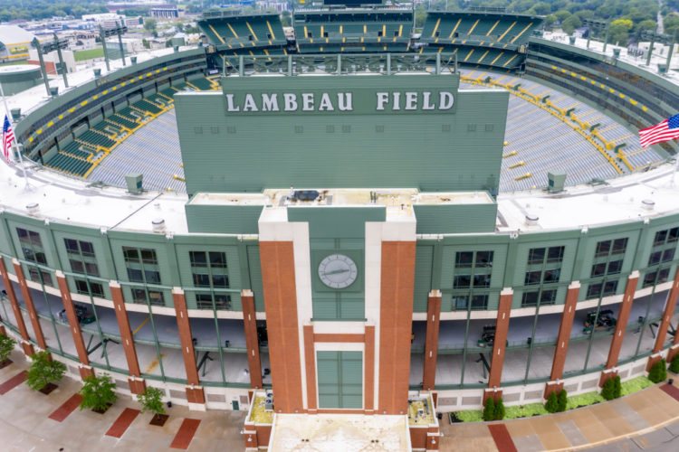 Lambeau Field/Green Bay Packers Hall of Fame