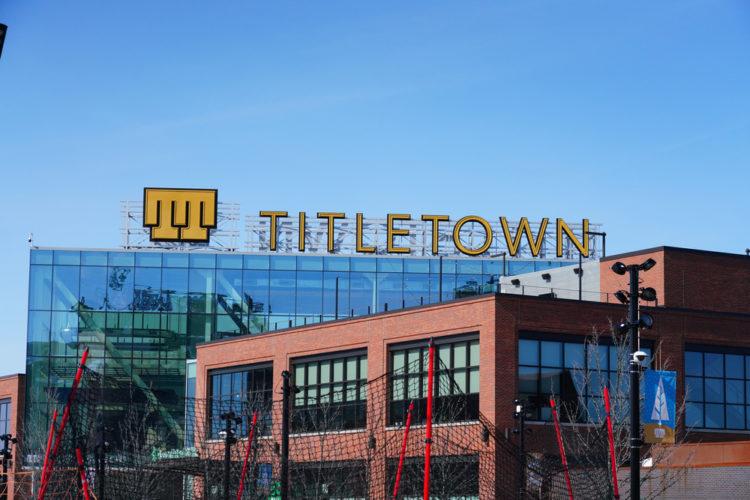 Titletown District (Titletown Park)