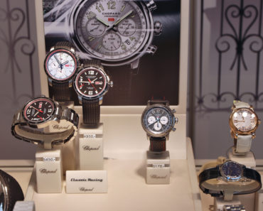 What is the Average Price of a Chopard Watch?
