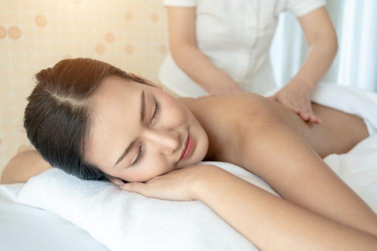 Get a Massage at a Spa