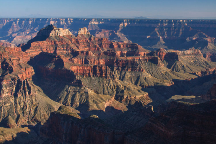 North Rim on your own