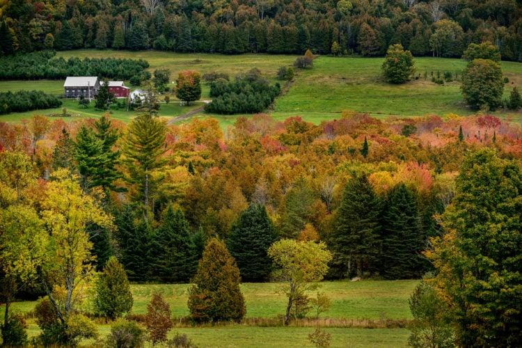 Morrisville, Vermont