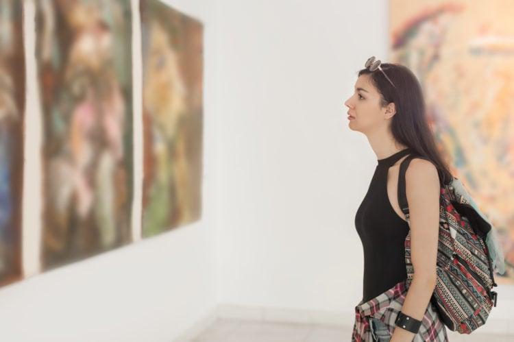 Exhibits at Kimball Art Center