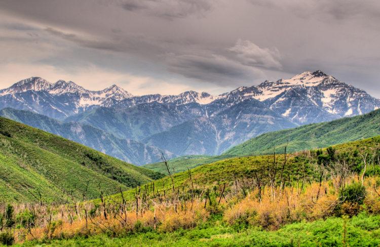 Hiking Park City Utah