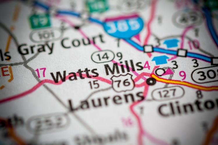 Watts Mills