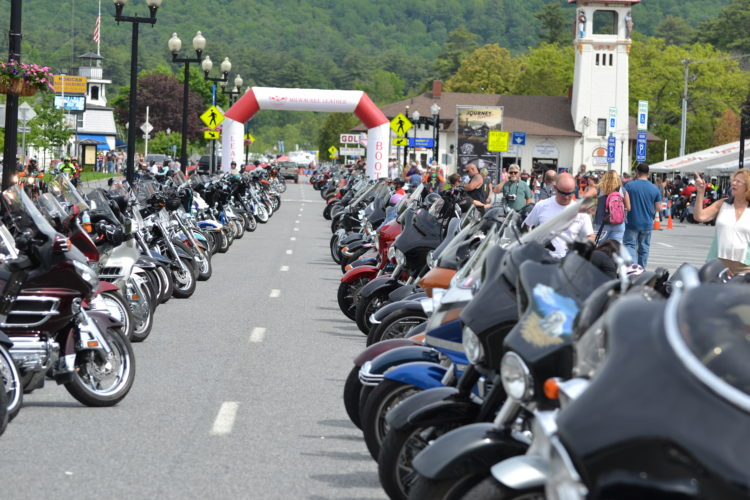 Americade Touring Motorcycle Rally