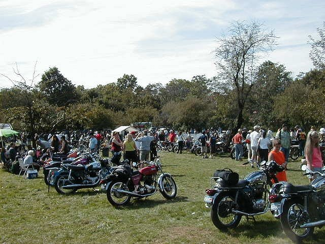 Annual Antique Motorcycle Show