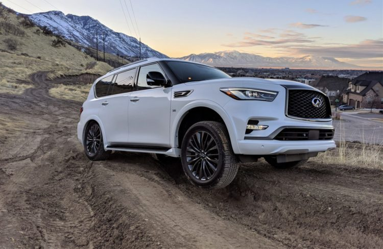 Best Infiniti Models for Off Road Driving