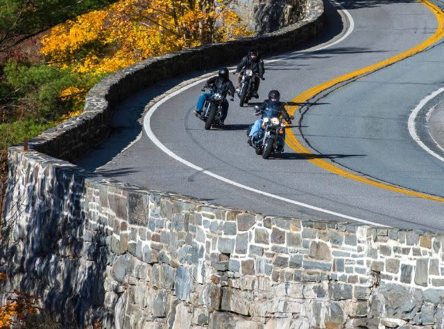 Best Motorcycle Shows in New York