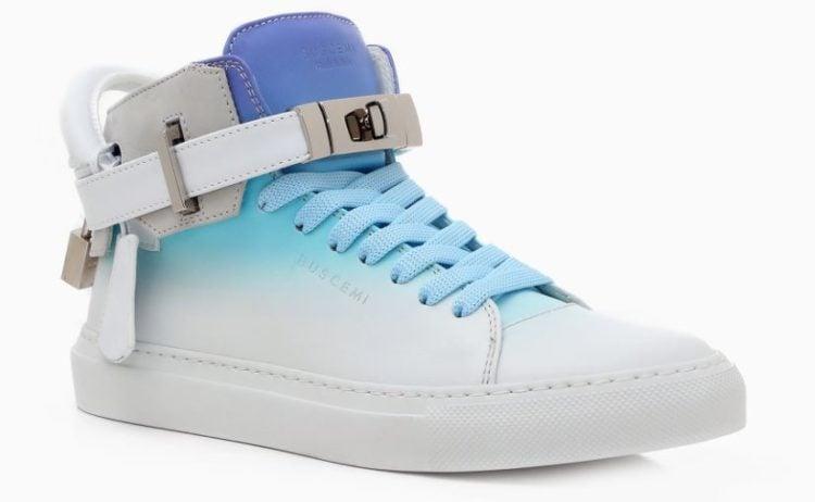 Buscemi 100MM Sneaker in Oxygen
