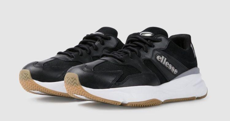 Ellesse Aurano Sneakers in Black