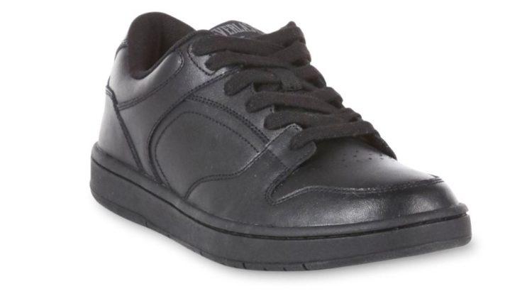Everlast Men's Post Up Leather Sneaker