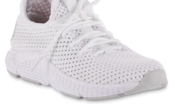 Everlast Women's Alaina White Sneaker