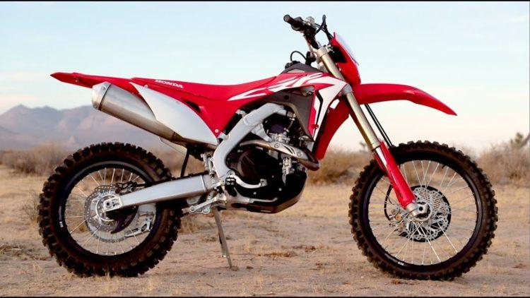Honda CRF450C