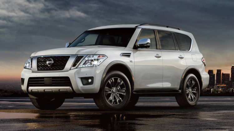 Infiniti's Answer to the Nissan Armada