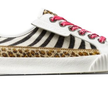 The Five Best Pairs of Animal Print Sneakers