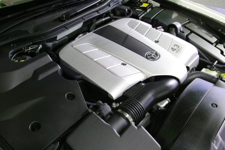 Lexus Engine 1