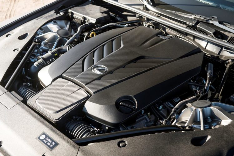Lexus Engine 2