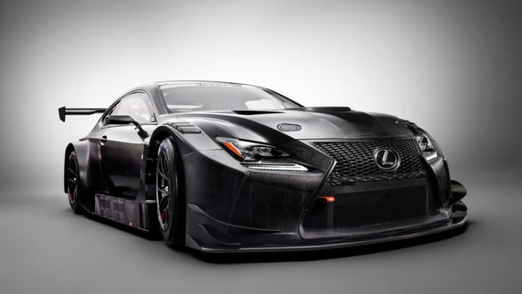Lexus IS Supercar battle