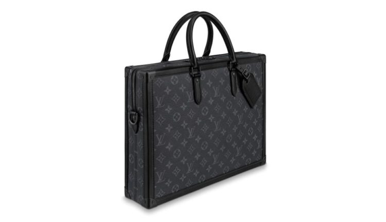 Louis Vuitton Soft Trunk Briefcase