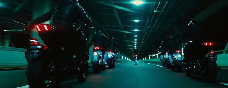 Motorcycle From John Wick 3