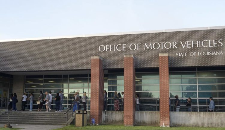 Motorcycle License in Louisiana