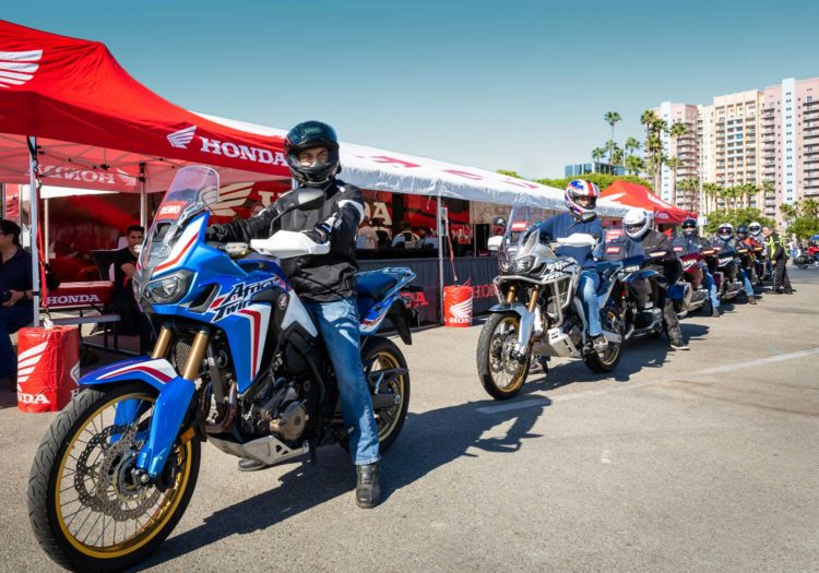 U.S. for Motorcycle Shows