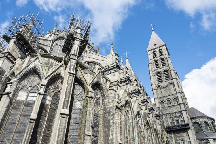 Visit Cathédrale Notre-Dame de Tournai