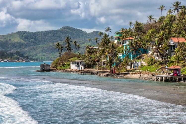Isla Colón, Panama