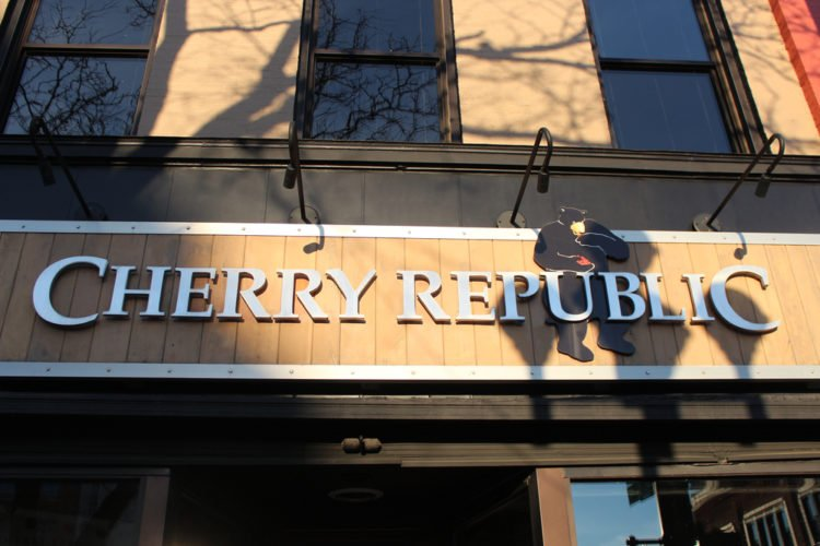 Cherry Republic in Glen Arbo