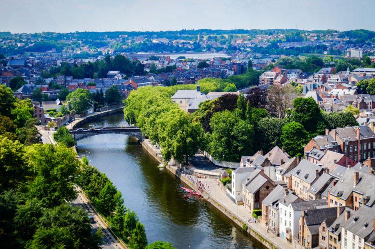 Belfry of Namur