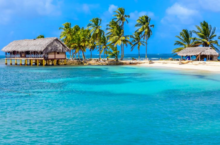 The City Beaches, Panama