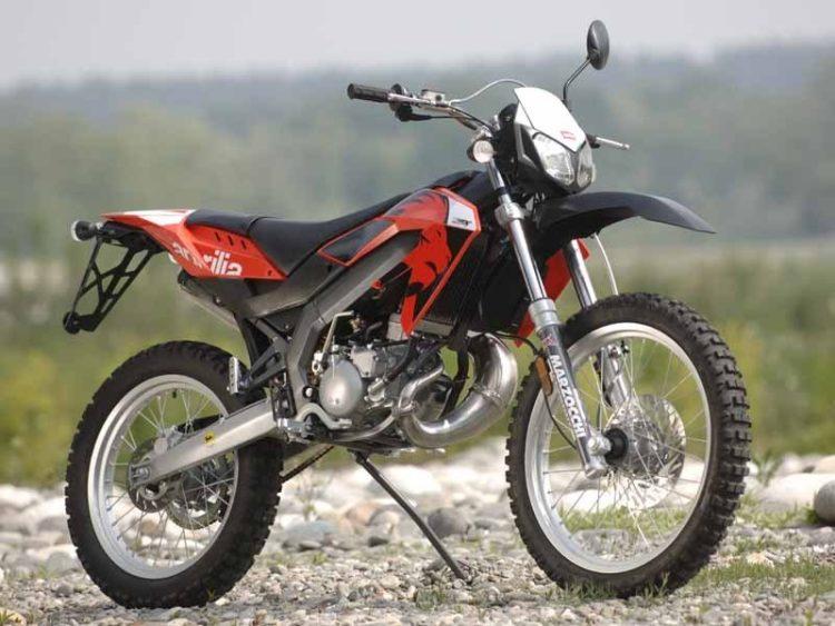 2006 Aprilia SX50