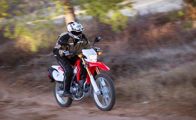 2014 Honda CRF250L