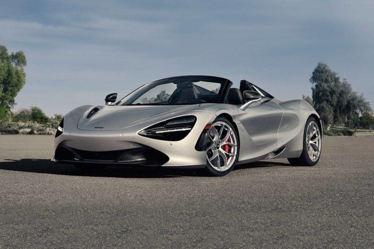 Best McLaren Convertible Models