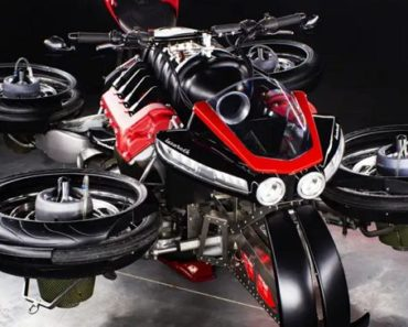 Is There Such Thing as a Flying Motorcycle?