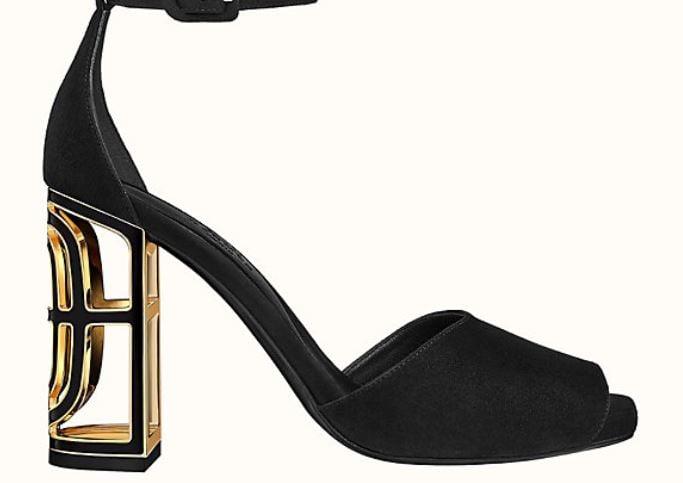Hermes Audace 90 Sandal