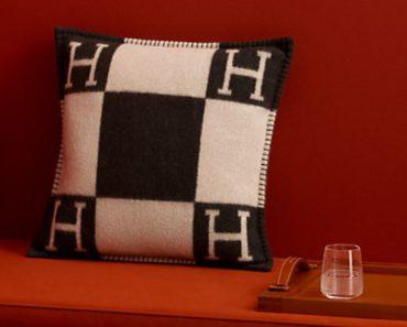Hermes Avalon Pillow