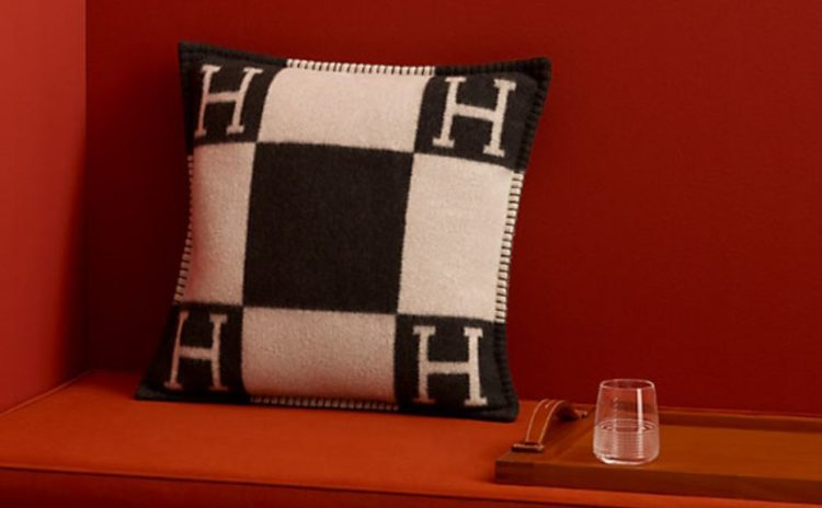 Hermes Avalon Pillow