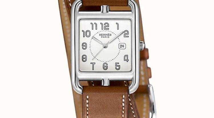 Hermes Cape Cod watch 29 x 29 mm