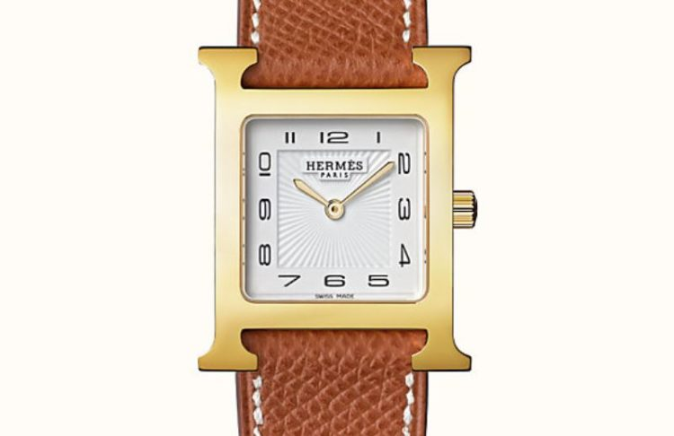Hermes Heure H watch 26 x 26 mm